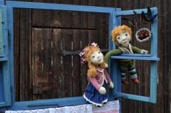 Pohádková neděle - Jak Martin a Barborka vítali jaro