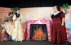 ZRUŠENO / Pohádkové neděle: Trampoty čertíka Culínka (Divadlo KAPSA Andělská Hora)