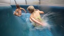 Výlet volnočasového klubu pro děti do Aquacentra Šutka