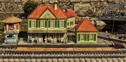 Volnočasový klub pro děti - Království železnic