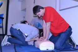 Zdravotník zotavovacích akcí